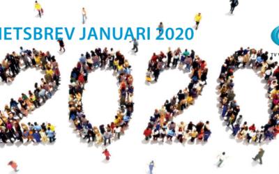 NYHETSBREV JANUARI 2020