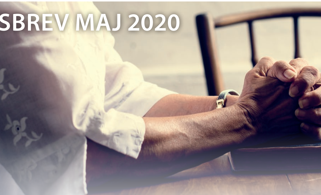 NYHETSBREV JUNI 2020