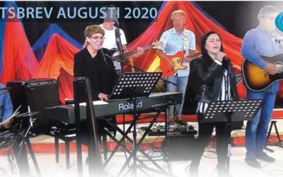 NYHETSBREV AUGUSTI 2020