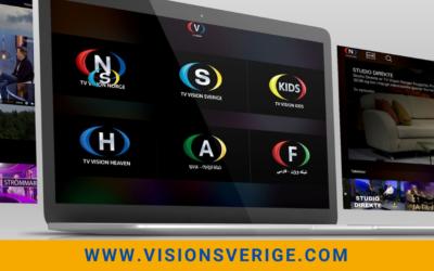 Brett programutbud | TV Vision Sverige
